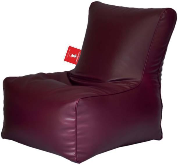 ComfyBean XXL Clemenzo Bean Bag Chair  With Bean Filling