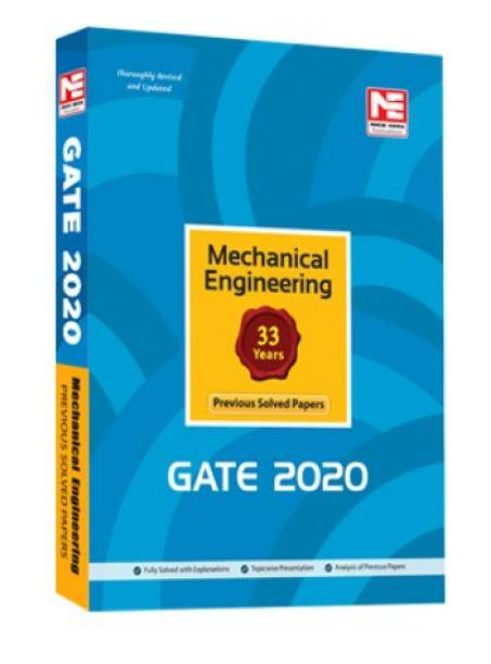 Gate 2020 Mechanical Engineering Previous Solved Papers