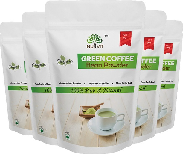 Green coffee by patanjali