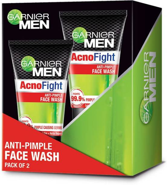 Garnier Men Men Acno Fight Anti-Pimple Face Wash