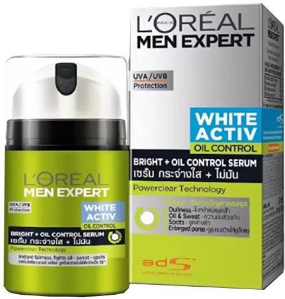 L'Oréal Paris Men Expert White Activ Oil Control Fluid