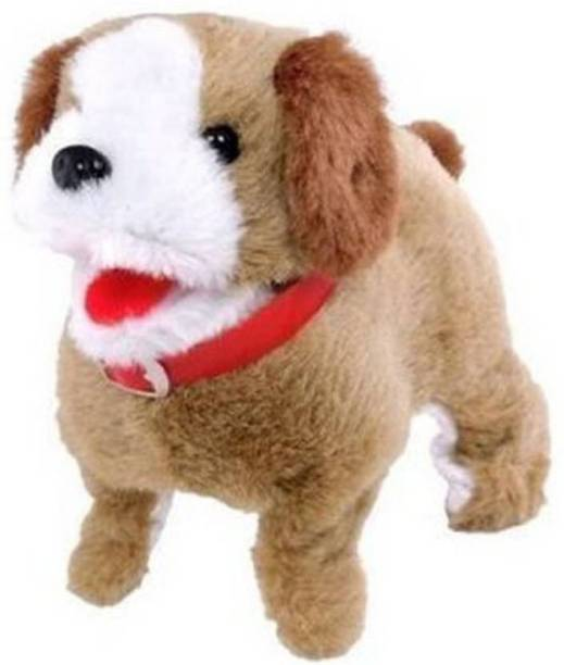 KENZAI Fantastic Jumping Puppy Toy (Multicolor)