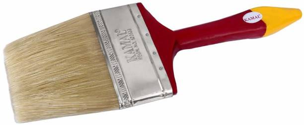 KAMAL Wall Paint Brush suitable for oil and water based paints