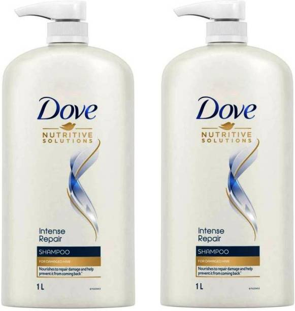 DOVE for Damaged Hair