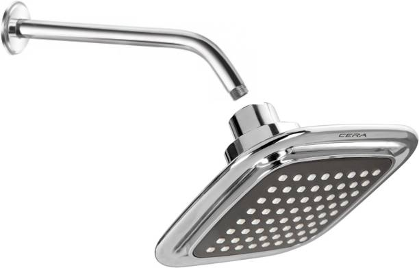 CERA Shower Arm 305 mm (12 Inches) with Wall Flange Shower Head