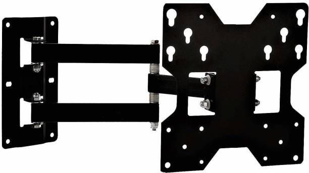 RISSACHI Heavy Duty TV Wall Mount Stand for 23 to 42 inch LED/4K/Smart TV, Full Motion TV Mount
