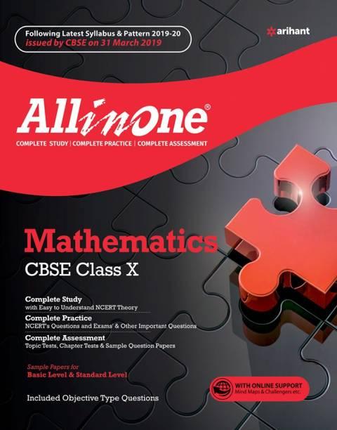 All in One Maematics Cbse Class 10 2019-20