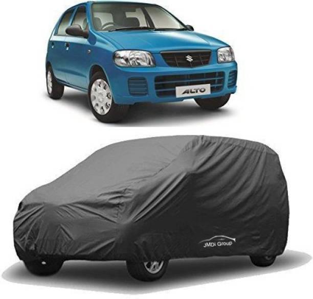 JMDi Car Cover For Maruti Suzuki Alto (Without Mirror Pockets)