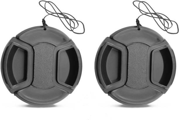 BOOSTY Center Pinch Lens Cap Cover 55mm  Lens Cap