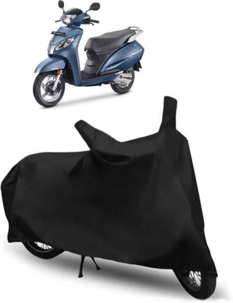 CreativeDesignz Two Wheeler Cover for Honda