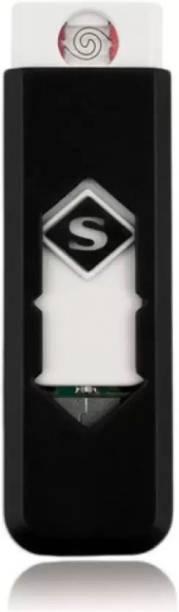Techobucks Stylish Electronic Encendedor flameless Windproof Lighter USB Lighter Xt15 Cigarette Lighter
