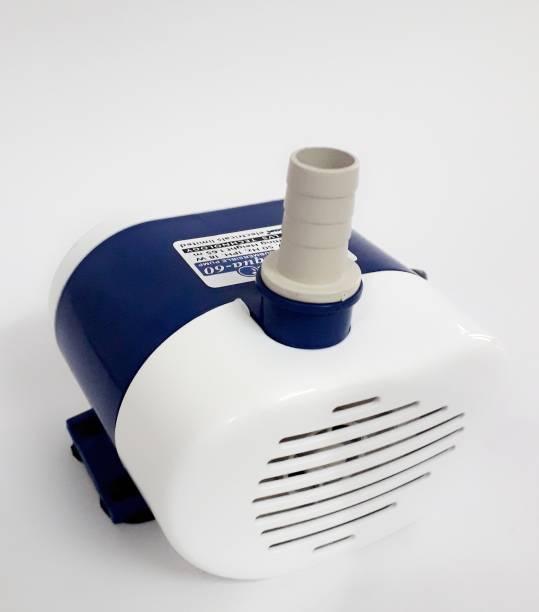 Khaitan Aqua-60 Super Submersible Pump for Desert Air Cooler, 18W, (Iwater pump) Submersible Water Pump