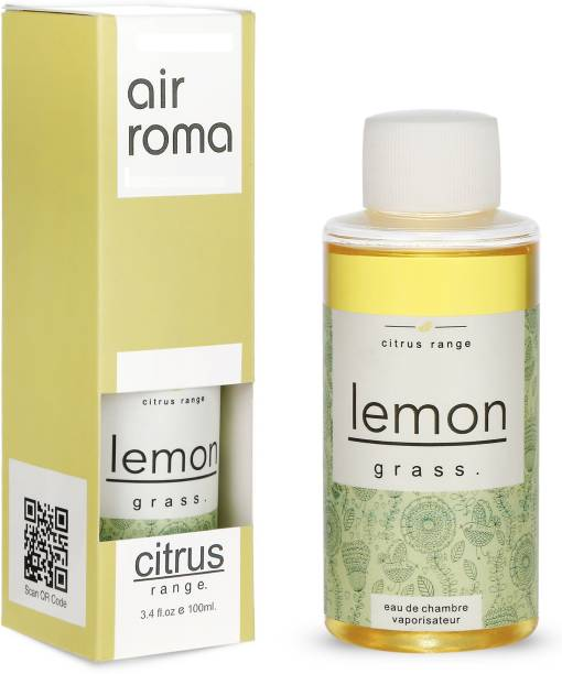 Airroma Lemon Grass Fragrance Aroma Diffuser Oil 100ml Aroma Oil