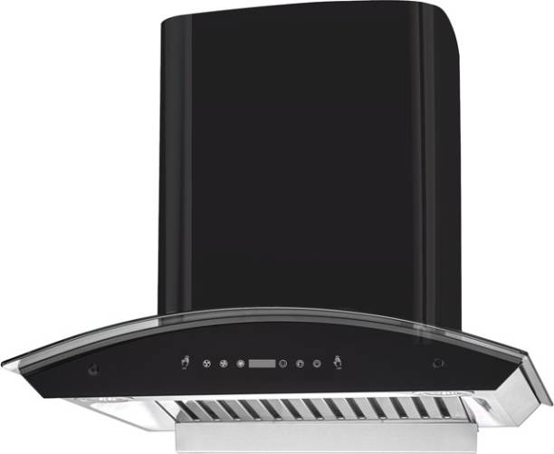 Kaff Prima DHC 60 Auto Clean Wall Mounted Chimney