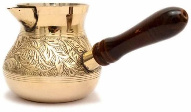 Skywalk 0.25 L Kettle Metal Brass Turkish Kettle Turkish Coffee Pot Pitcher