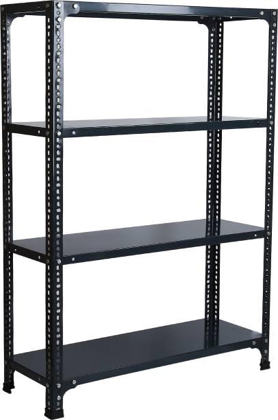 Mil-Nil 48 x 36 x 12 Inch, 24 Gauge (Grey) MilNil436124 Luggage Rack