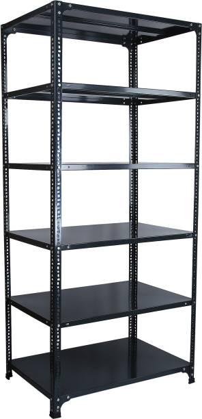 Mil-Nil 78 x 36 x 24 Inch, 20 Gauge (Grey) MilNil836240 Luggage Rack