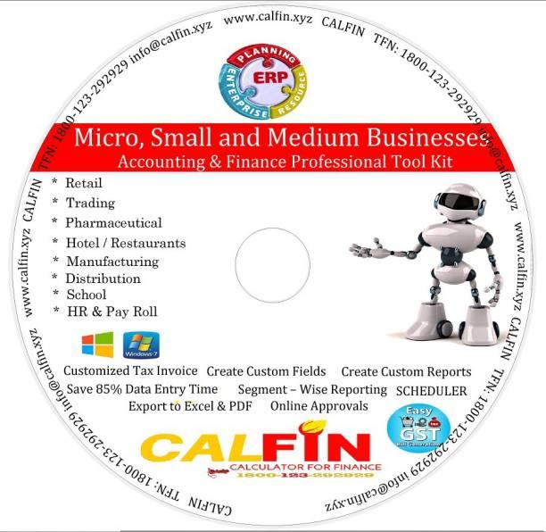 calfin GST Billing Software