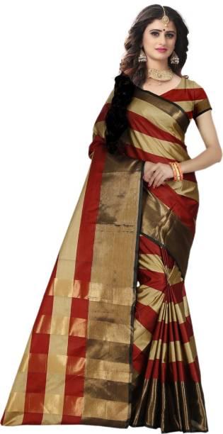 Audacious Women Saree Crepe Saree With Blouse Piece Other Women's Clothing Women's Clothing