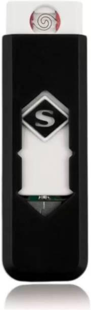 BAGATELLE Stylish Electronic Windproof flameless Lighter Rechargeable USB Lighter Xt13 Cigarette Lighter