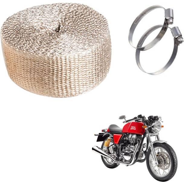 Dhe Best SWR-GDN-2-013 Bike Exhaust Heat Shield