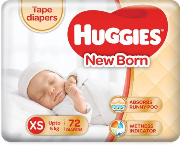 Huggies Ultra soft pants tape diapers - XS