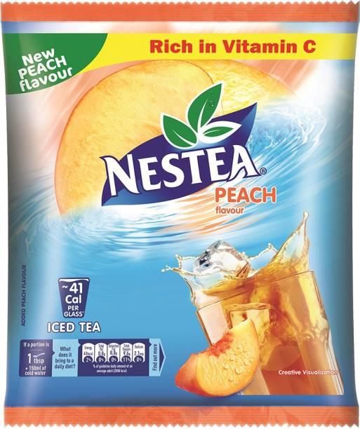 Nestea Peach Iced Tea Pouch