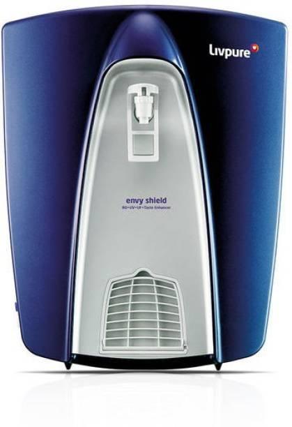 LIVPURE ENVY SHIELD 8 L RO + UV + UF + TDS Water Purifier