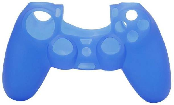 Tobo Sleeve for High Quality Protective Silicone Case Cover, Light Blue, PS4 Controller