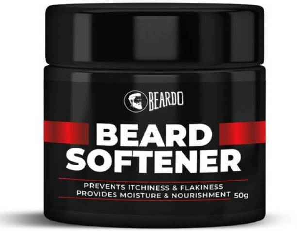 BEARDO Beard Softener For Men Beard Cream