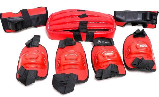ATTACK Small Size Skating, Protective Cycling Kit