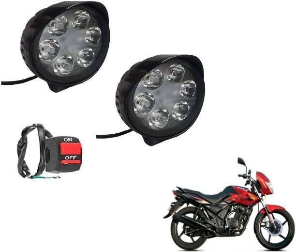 MOCKHE Headlight, Fog Lamp LED for TVS