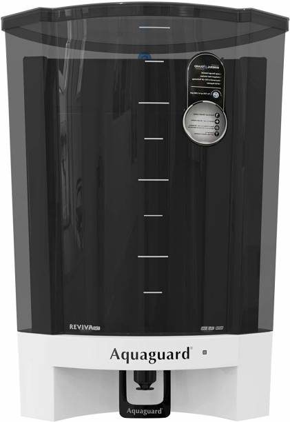 EUREKA FORBES Aquaguard Reviva  + UV NXT MTDS 8.5 L RO Water Purifier