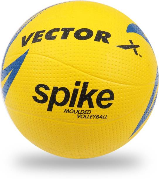 VECTOR X Spike Volleyball - Size: 4
