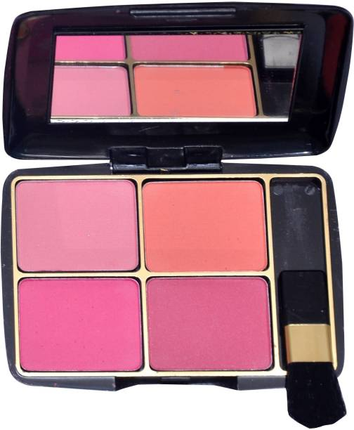 Steel Paris 4 in 1 Amezing Blusher Palette - 03