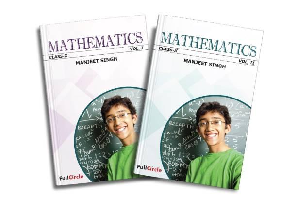 Mathematics Manjeet Singh Class 10 Volume I & II (2019-20) 1 Edition