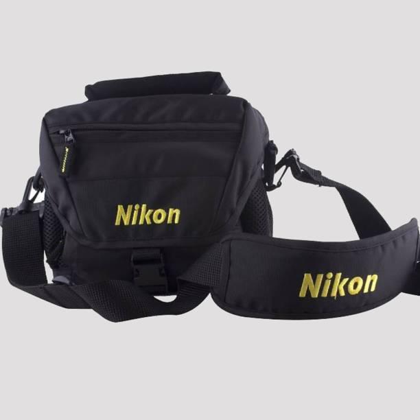 NIKON Black Color Dslr/Slr Shoulder Camera Bag  Camera Bag
