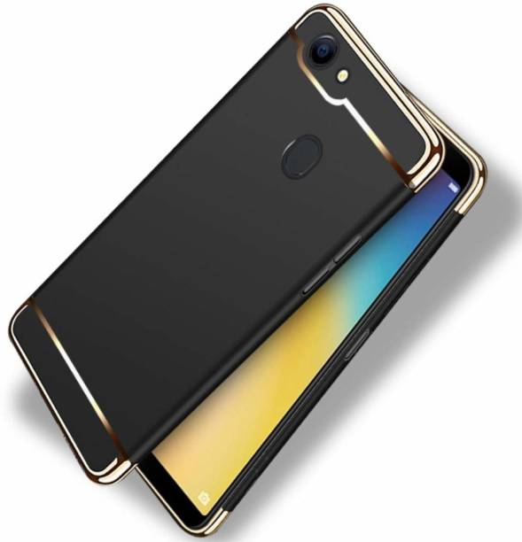 UNQMobi Front & Back Case for Vivo Y81 Luxurious Joyroom Electroplated 3in1 Hard Back Case