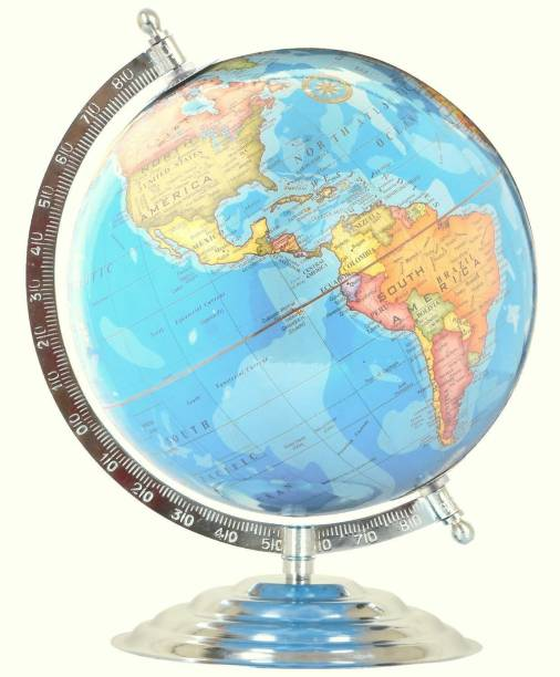 Map Of The Globe Of The World.Globes Buy Globes Online At Best Prices In India Flipkart Com