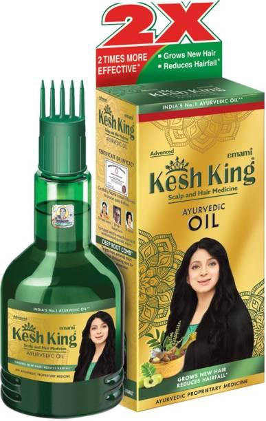Kesh King Ayurvedic Scalp And Medicinal Hair Oil
