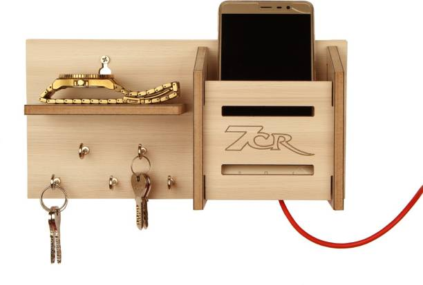 7CR 1441 Wood Key Holder