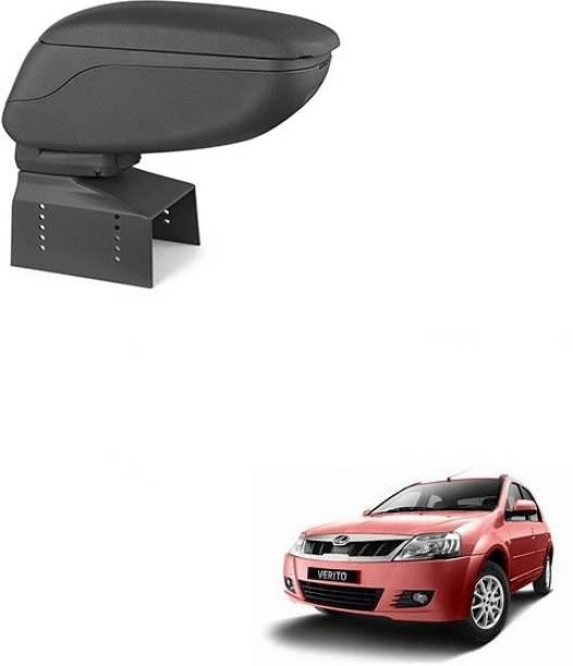 CARIZO A30252 Car Armrest Console Black Car Armrest