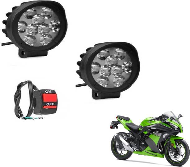 Autyle Headlight, Fog Lamp LED for Kawasaki