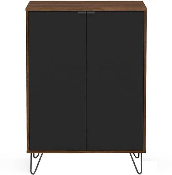 Furn Central Engineered Wood Bar Cabinet
