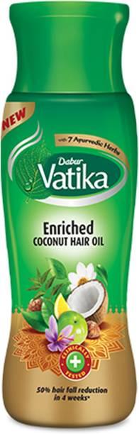 Dabur Vatika Enriched Coconut Hair Oil 75ml Hair Oil