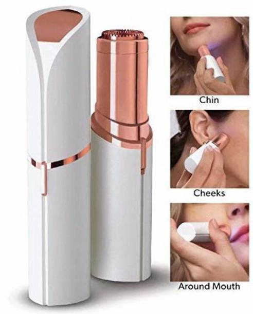 Unique Buyer Touch Women's Painless Hair Remover Corded & Cordless Trimmer for Women Strips