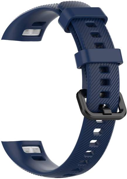 Epaal TPU Silicon Band Strap Compatible with Honor Band 4/5 Smart Watch Strap