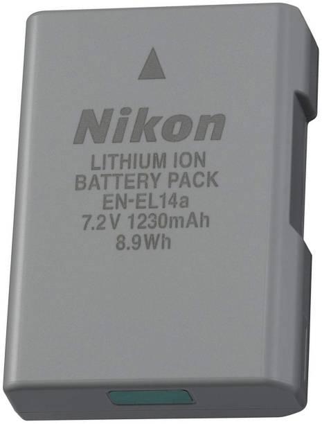 Nikon EN EL14A Rechargeable Li Ion Battery