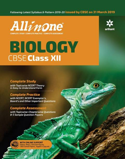 Cbse All in One Biology Class 12