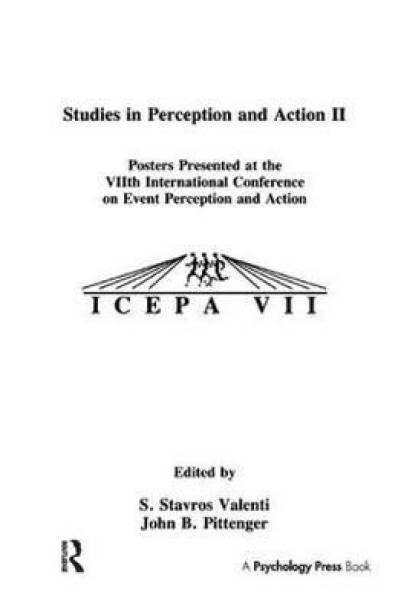 Studies in Perception and Action II